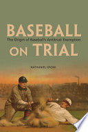 Baseball on Trial