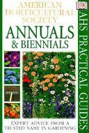 Annuals   Biennials