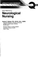 Quick Reference to Neurological Nursing