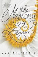 download ebook the memory of lemon pdf epub