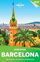 Lonely Planet Discover Barcelona