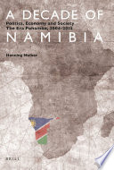 A Decade of Namibia
