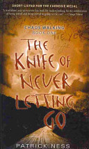 Knife Of Never Letting Go book