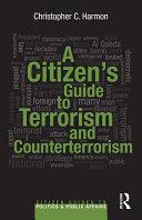 download ebook a citizen's guide to terrorism and counterterrorism pdf epub