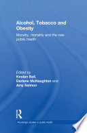 Alcohol  Tobacco and Obesity