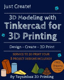 3d Modeling With Tinkercad For 3d Printing