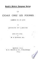 La Cigale Chez Les Fourmis