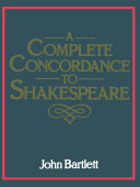 download ebook a complete concordance to shakespeare pdf epub