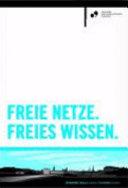 Freie Netze  Freies Wissen