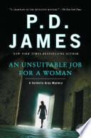 An Unsuitable Job for a Woman by P.D. James