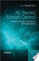AC Electric Motors Control