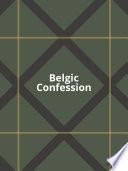 Belgic Confession