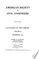 Catalog of the Library  Accessions from June  1900  to December  1902