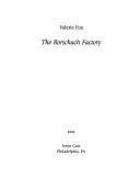 The Rorschach Factory