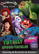 Disney Pixar Totally Spook tacular