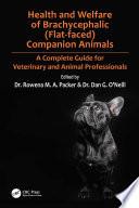 Health And Welfare Of Brachycephalic Flat Faced Companion Animals