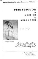 Persecution of Muslims by Aurangzeb
