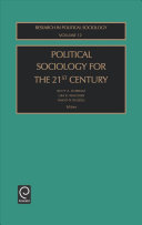 Political Sociology for the 21st Century