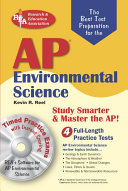 The Best Test Preparation for the AP Environmental Science