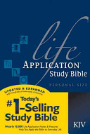 Life Application Study Bible KJV  Personal Size