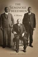 The Seminole Freedmen