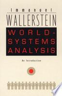 World systems Analysis
