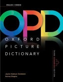 Oxford Picture Dictionary ENGLISH CHINESE