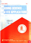 International Journal for Housing Science and Its Applications
