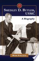 Smedley D  Butler  USMC