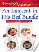 An Innocent In His Bed Bundle