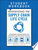 Reinventing The Supply Chain Life Cycle Student Workbook