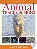 Animal Tracks   Signs