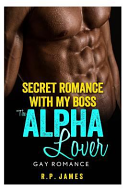 Gay Romance Secret Romance with My Boss  the Alpha Lover