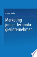 Marketing junger Technologieunternehmen