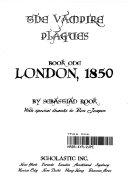 Vampire Plagues  London  1850