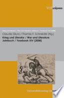 Krieg und Literatur War and Literature Vol  XIV  2008