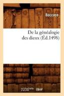 de La Genealogie Des Dieux