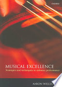 Musical Excellence Guidance For Enhancing Performance And