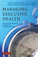 Managing Executive Health