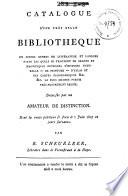 Boekveilingcatalogus, 1 tot 5 juni 1807