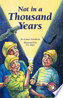 Not In A Thousand Years : whenever jack stays with them, there is...