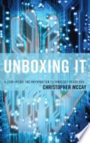 Unboxing It