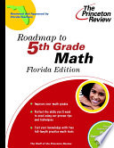 Roadmap to 5th Grade Math, Florida Edition