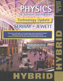 Physics for Scientists and Engineers  Technology Update  Hybrid Edition  with Enhanced Webassign Multi Term Loe Printed Access Card for Physics