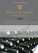 Wein als Investment