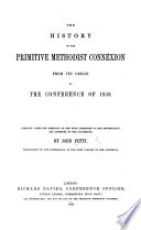 The History of the Primitive Methodist Connexion from Its Origin to the Conference of 1859 Book PDF