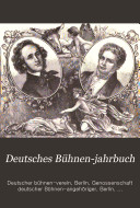 Deutsches bühnen-jahrbuch