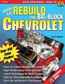 download ebook how to rebuild the big-block chevrolet pdf epub