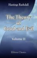 The Theory of Good and Evil