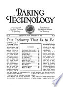 Baking Technology